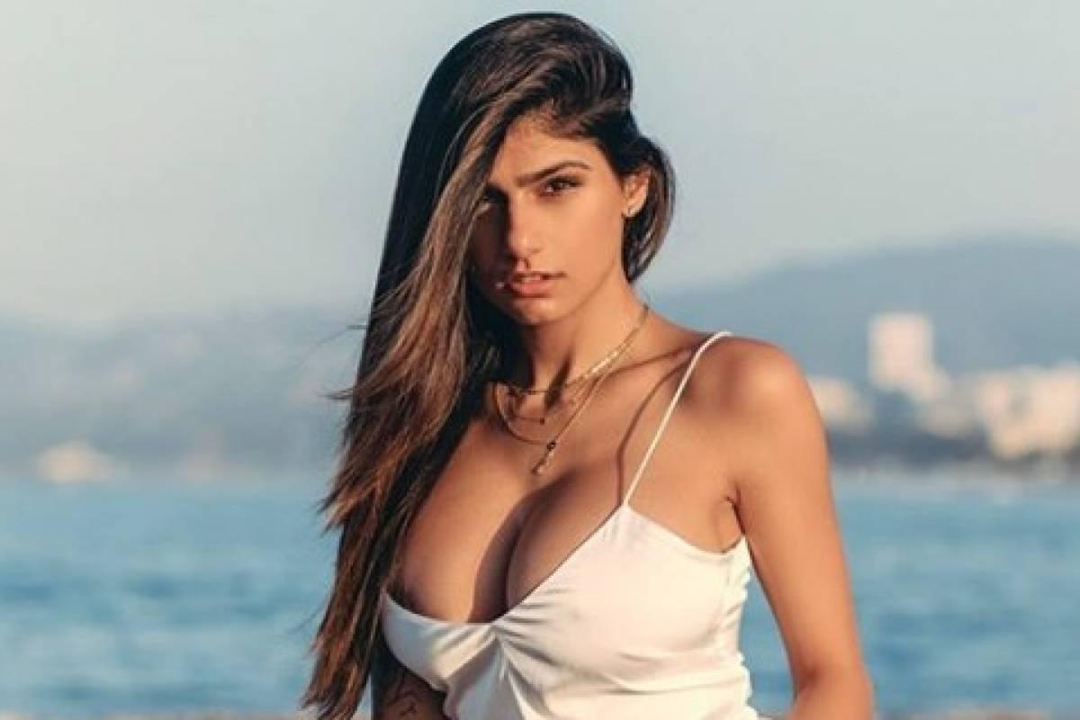 Actriz Porno Mas Buscada En Internet la increíble historia de mia khalifa: la libanesa más