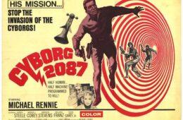 Cyborg 2087, medio hombre medio máquina