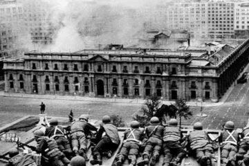 El golpe de estado del 11 de septiembre de 1973