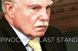 La última resistencia de Pinochet