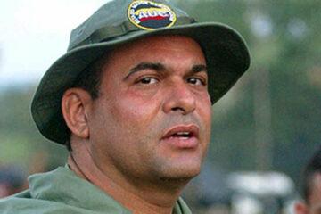 El socio de Álvaro Uribe Salvatore Mancuso