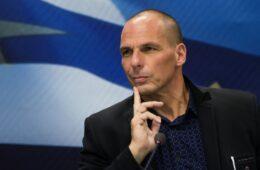 Ex ministro griego varoufakis