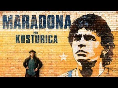 Maradona, el documental de Kusturica